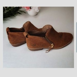 Beautiful ankle boots ugg size 9